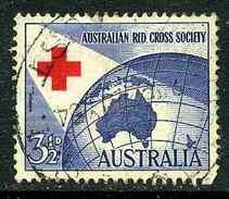 Australie Y&T 211 ° - 1952-65 Elizabeth II : Ed. Pré-décimales