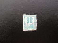 21  Turquoise  90F - Colis Postaux