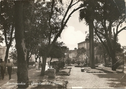 CIVITAVECCHIA - GIARDINO DEL PINCIO - ANIMATA - VIAGGIATA 1964 - (rif. B28) - Civitavecchia