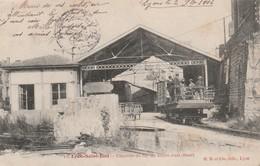 CPA - 69 - LYON - SAINT-JUST - Chemin De Fer Saint-Just Haut - 028 - Lyon