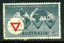 Australie Y&T 222 ° - 1952-65 Elizabeth II : Ed. Pré-décimales