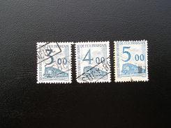 43-44-45  Lot De 3  Colis Postaux