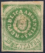 Stamp Argentine Republic 1862-63 10c Mint  Lot#15 - Nuovi