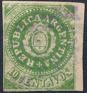 Stamp Argentine Republic 1862-63 10c Mint  Lot#19 - Nuovi