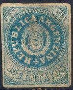 Stamp Argentine Republic 1862-63 10c Mint  Lot#20 - Nuovi