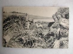 MILITARIA - Aux Manoeuvres - Observatoire D'infanterie - Manoeuvres
