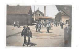 25 - MESLIERES : Sortie De L'Usine, - Frankrijk
