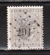 17 Ou 17A  Leopold Ier - Oblit. LP291 PEER - LOOK!!!!