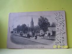 SAINT-PAUL-CAP-DE-JOUX (TARN) LE MARCHE. - Saint Paul Cap De Joux