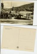 Trenčianske Teplice: Hudobny Pavilòn. Postcard B/w Cm 10x15 - Slovacchia