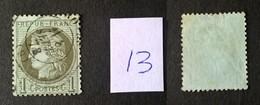 TIMBRE CLASSIQUE CERES N° 50 (LOT 13)