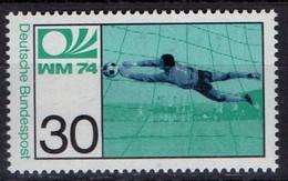 PIA - GERMANIA  - 1974  :  Campionati Del Mondo Di Calcio -  (Yv  657-58) - 1974 – Germania Ovest