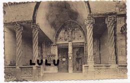 DEPT 31 : édit. J M Boube N° 9 ; Aurignac Porche De L église - France