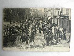 MILITARIA - Rentrée Des Troupes Françaises à Reims (13 Septembre 1914)