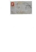 N° 16 NEUSTADT A. H 9 SEPT 1868 S/LAC V. Dudweiler. TB - Bavaria