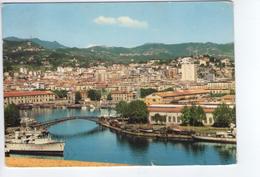 S2970 Cartolina Con Nave Militare: Alabarda F 560 - Corvetta ( Poi Nave Scuola Garaventa ) - Porto Di La Spezia - Ship - Guerra