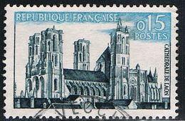 FRANCE : N° 1235 Oblitéré (Cathédrale De Laon) - PRIX FIXE - - Francia