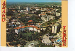 S2978 Cartolina Del Veneto - Abano Terme (Padova) Panorama _ CIRCOLATA 1985 - Italia
