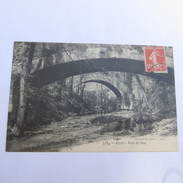 13 - AURIOL - Pont De Jous En  1913 - Auriol