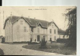 D70 - CORRE - Chateau De M. BARBEY - Autres Communes