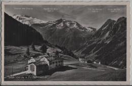 Col De La Forclaz (1523 M) Photo: Perrochet No. 6426 - VS Valais