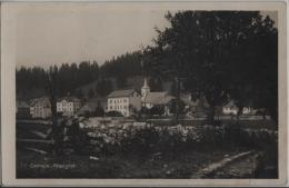 Le Cerneux - Pequignot - Photo: Perrochet-Matile No. 6629 - NE Neuchâtel