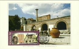 Romania / Maxi Card / Royal Court - Bucharest