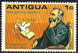 Antigua 1976 - 75th Anniversary Of The Nobel Prize ( Mi 448 - YT 445 ) MNH**
