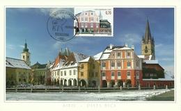 Luxembourg / Maxi Card / Luxembourg House - Sibiu