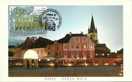 Romania / Maxi Card / Luxembourg House - Sibiu