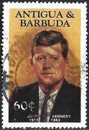 Antigua 1984 - John Filgerald Kennedy ( Mi 814 - YT 798 )