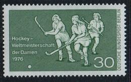 PIA - BERLINO - 1976 : Campionati Del Mondo Femminili Di Hockey Su Prato  -  (Yv 485)