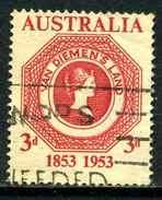 Australie Y&T 206 ° - 1952-65 Elizabeth II : Ed. Pré-décimales