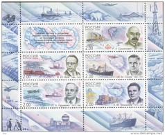 Russia 2000 Polar Explorers