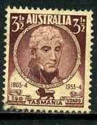 Australie Y&T 203 ° - 1952-65 Elizabeth II : Ed. Pré-décimales