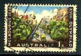 Australie Y&T 233 ° - 1952-65 Elizabeth II : Ed. Pré-décimales