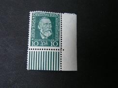 Reichs Marke  1924 Eckrand 368  ** MNH