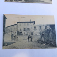 13 - AUREILLE - Le Château En 1929 - France