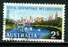 Australie Y&T 234 ° - 1952-65 Elizabeth II : Ed. Pré-décimales