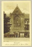 Dordrecht *** Noorder Transeptgevel Groote Kerk - Dordrecht