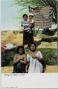 CPA Mexique Mexico Type Métier Non Circulé - Mexico