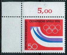 PIA - GERMANIA - 1976 : XII° Giochi Olimpici Invernali A Innsbruck  -  (Yv 724)