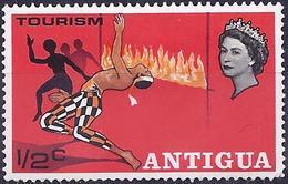 Antigua 1968 - Limbo Dancer ( Mi 192 - YT 194 ) MH*