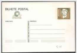 Portogallo/Portugal: Intero, Stationery, Entier, Bartolomeo Perestrello, Navigatore, Navigator, Navigateur