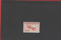 PA (yvert)N32-NEUF** Superbe 1954 Fouga Magister Valeur+++(leger Points Du Au Snanner-pas Sur Le Timbre A L Arriere)