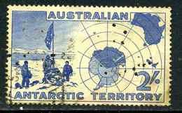 Australie Y&T 241 ° Perforé - 1952-65 Elizabeth II : Ed. Pré-décimales