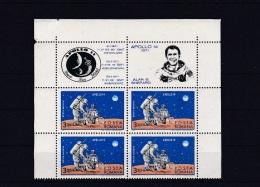 Romania 1971 Apollo 14 UNH/**  (G77-35A) - Space