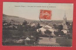 Lamarche  -- Vue  Prise De La Nouvelle Caserne De Gendarmerie    --  Réparée - Lamarche