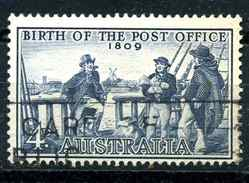 Australie Y&T 260 ° - 1952-65 Elizabeth II : Ed. Pré-décimales