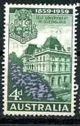 Australie Y&T 261 ° - 1952-65 Elizabeth II : Ed. Pré-décimales